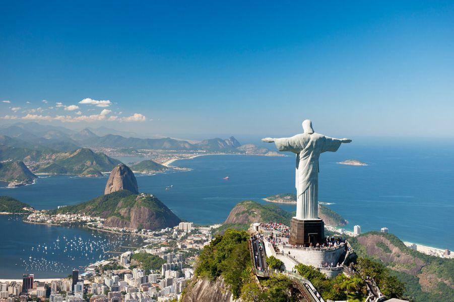 Top 5 : Les plus grands pays du monde