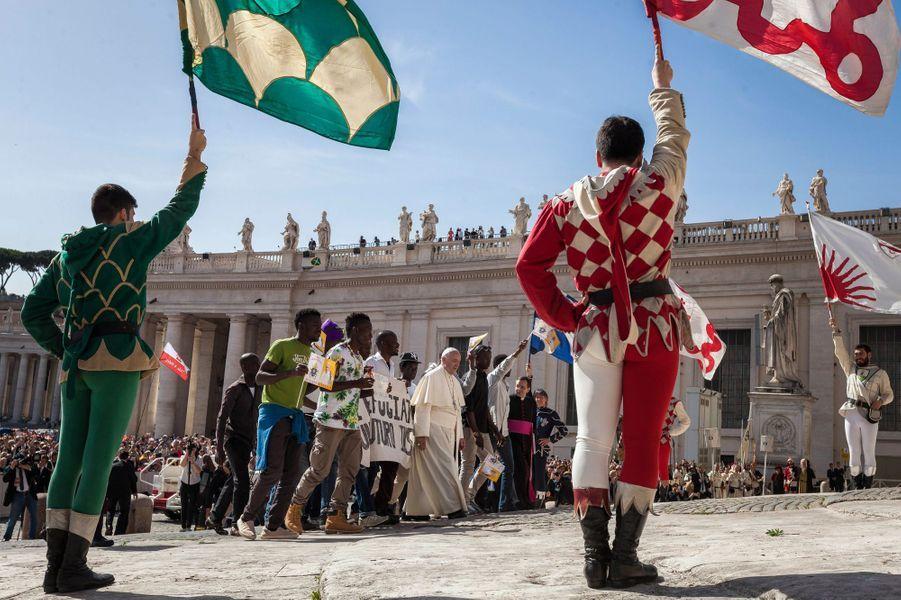 Le Vatican est le deuxième plus petit pays du monde