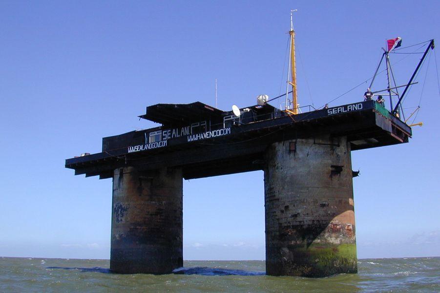 Sealand est le plus petit pays du monde
