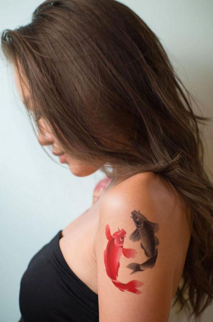 Top 50 : Les tatouages pour femmes les plus tendance en 2016