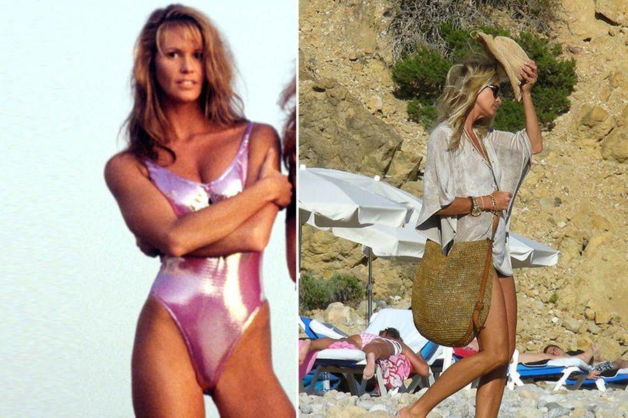 En 1995 et en 2013« The Body », la blonde australienne qui ne croit pas au prince charmant. Toute seule, elle s'est construit un empire. La détermination qui lui avait permis de grimper au sommet des podiums lui a ouvert la jungle impitoyable du capitalisme. Aujourd'hui, Elle Macpherson est riche, très riche. Au royaume des guerrières, elle décroche la couronne.