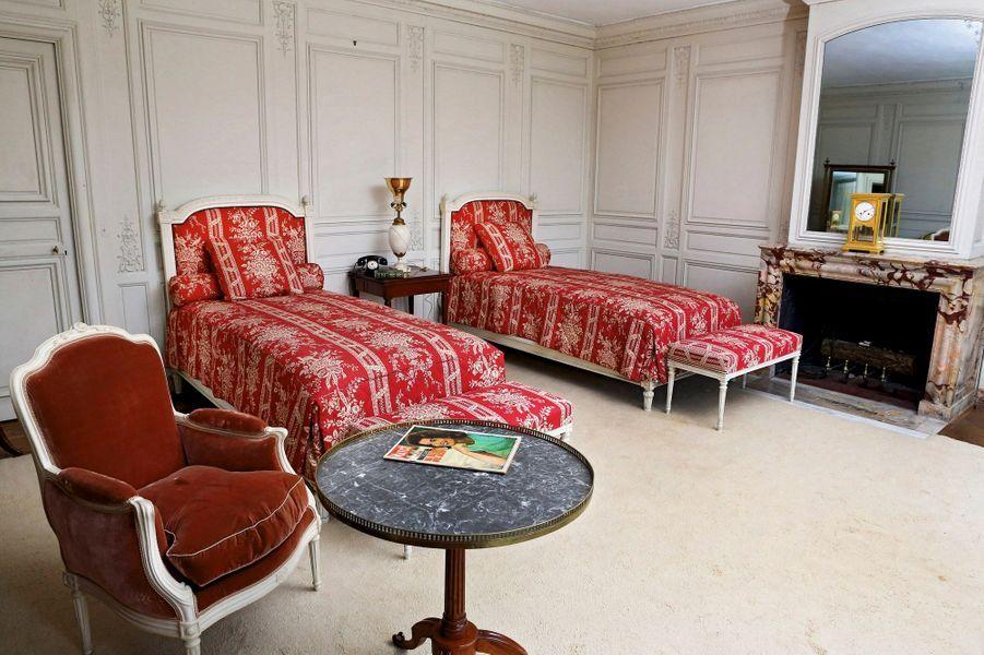 La chambre des de Gaulle