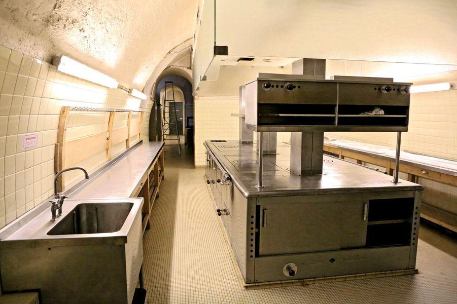 La cuisine sous l'aile Trianon-sous-Bois