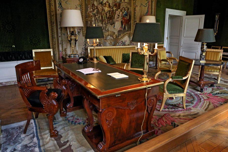 Le bureau du Général