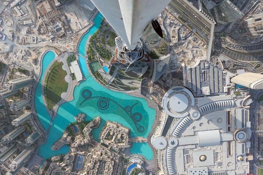 Un selfie sur le toit du monde