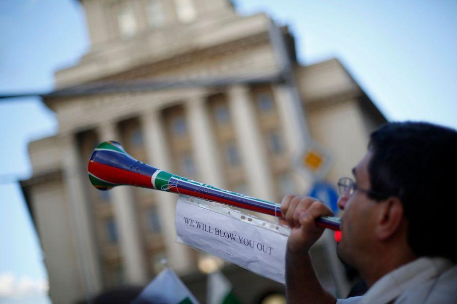Un vent de contestation souffle sur la Bulgarie