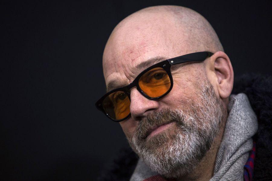 Le chanteur Michael Stipe