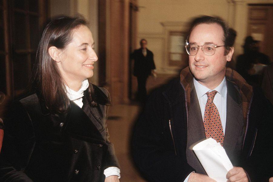 Décembre 1994 : deux socialistes qui montent...