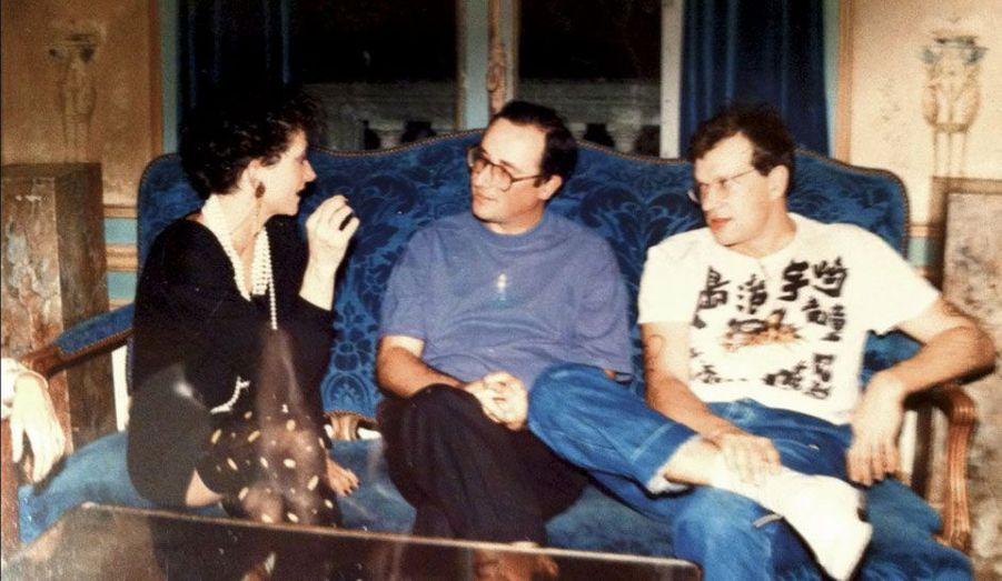 Soirée entre amis en 1979