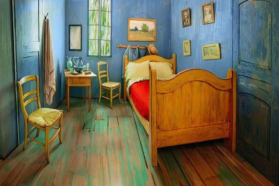 """La """"chambre à coucher"""" sur Airbnb"""