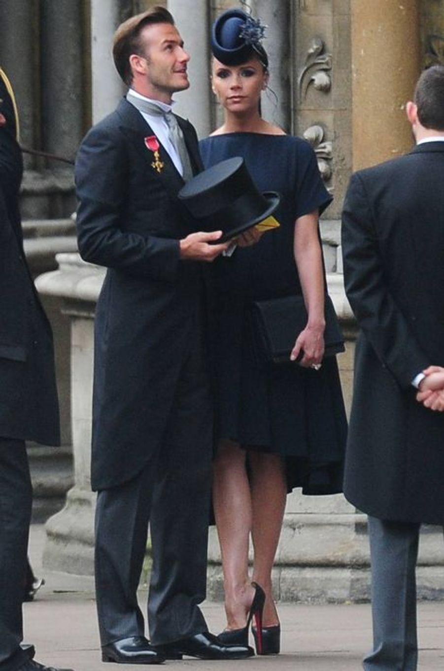 Au mariage de Kate et William, le 29 avril 2011