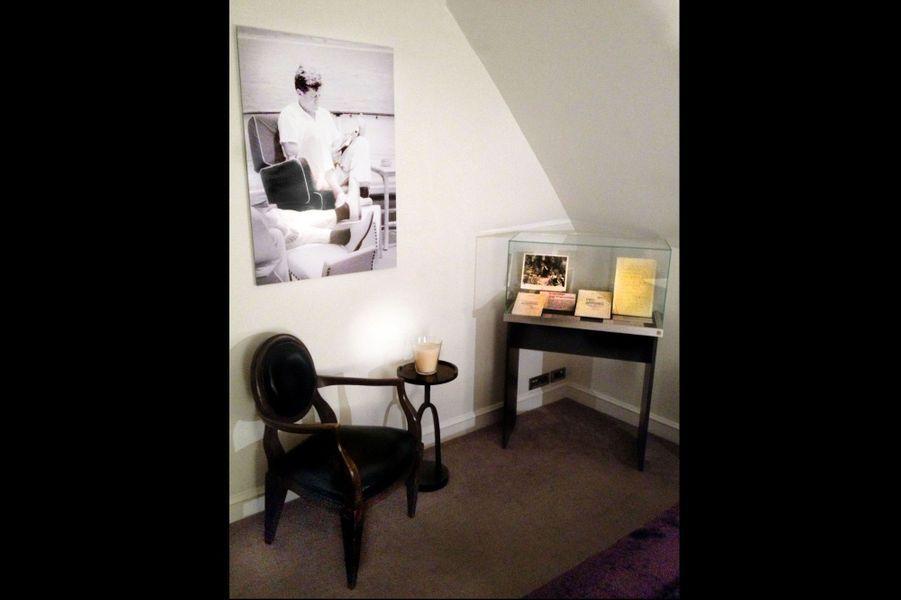Visitez la suite JFK de l'Hôtel Montalembert