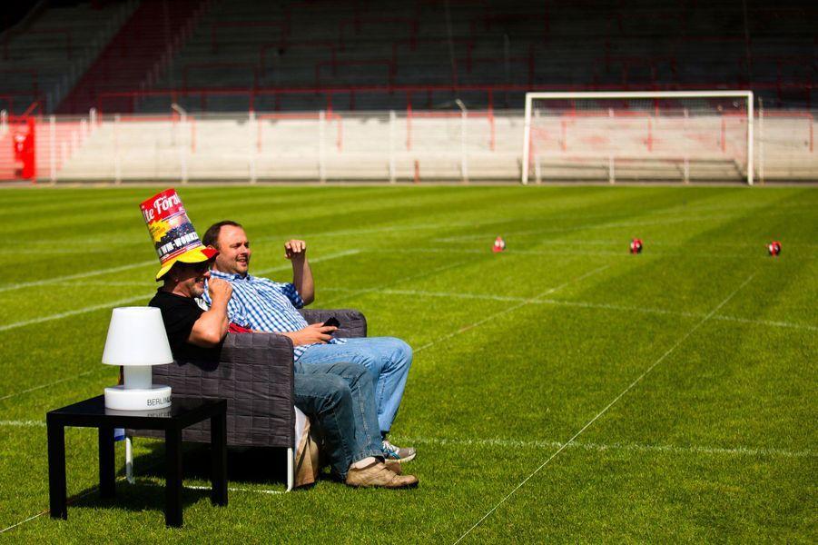 La Coupe du Monde au stade du canapé