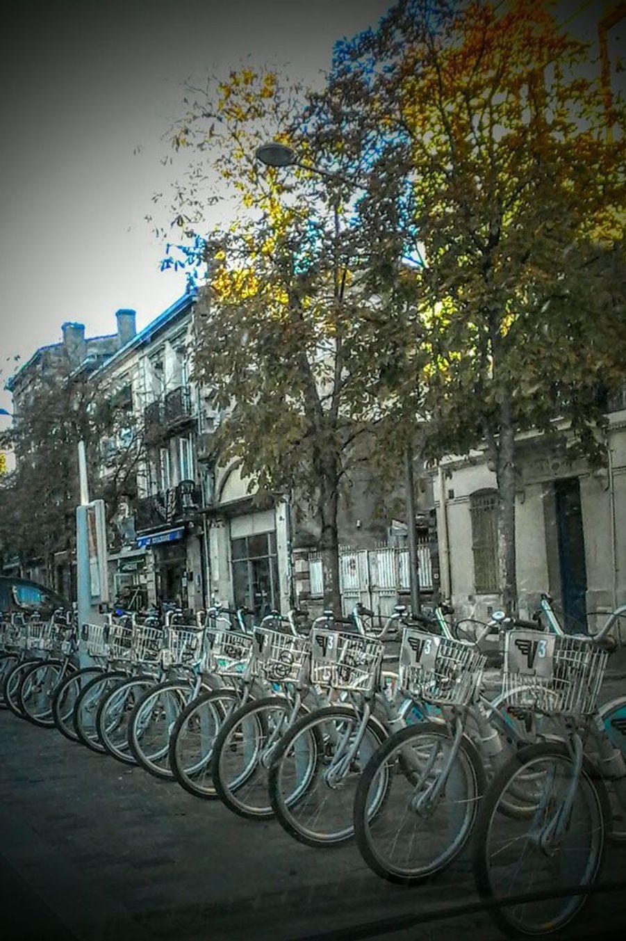 Dominique Principessa : Des vélos, plus de voitures une utopie.... – Bordeaux