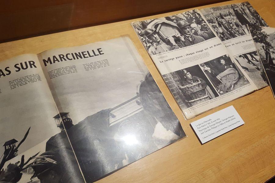 A l'épreuve du fond, la mine vue par Paris Match,une exposition Paris Match à découvrir jusqu'au 29 septembre 2019 au Centre Historique Minier de Lewarde (Nord).