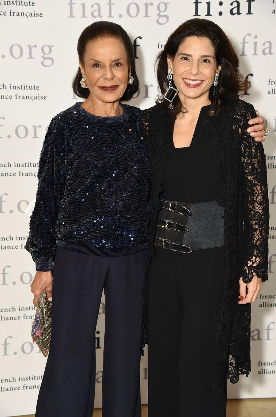 Judith Pisar et sa fille Leah Pisar-Haas, auteur et politologue.