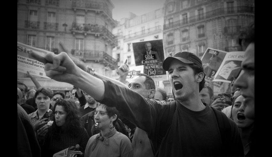 Act-Up Paris (1995-96)