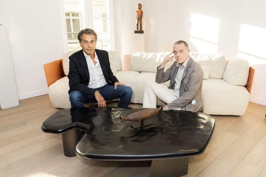 Michel et Daniel Bismut