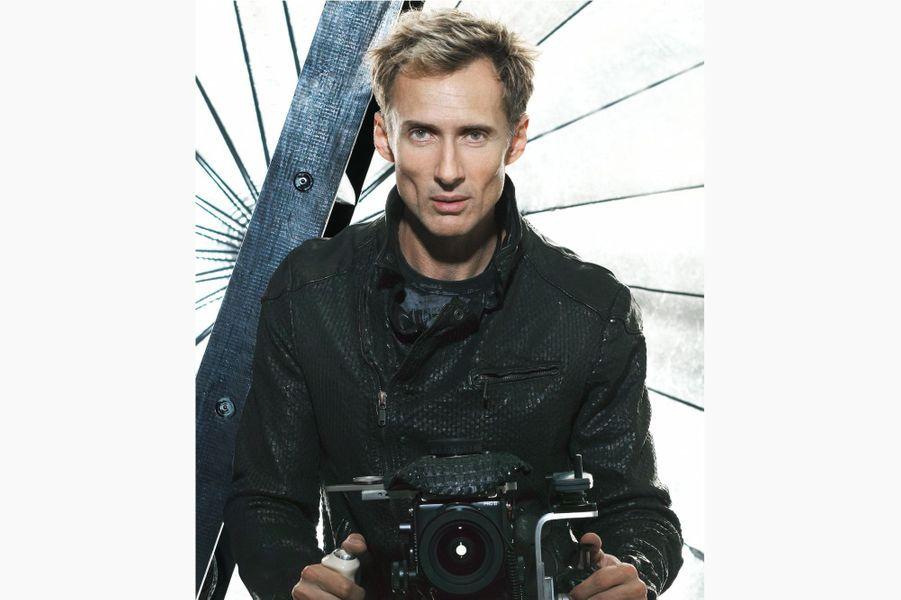 Le photographe Markus Klinko.