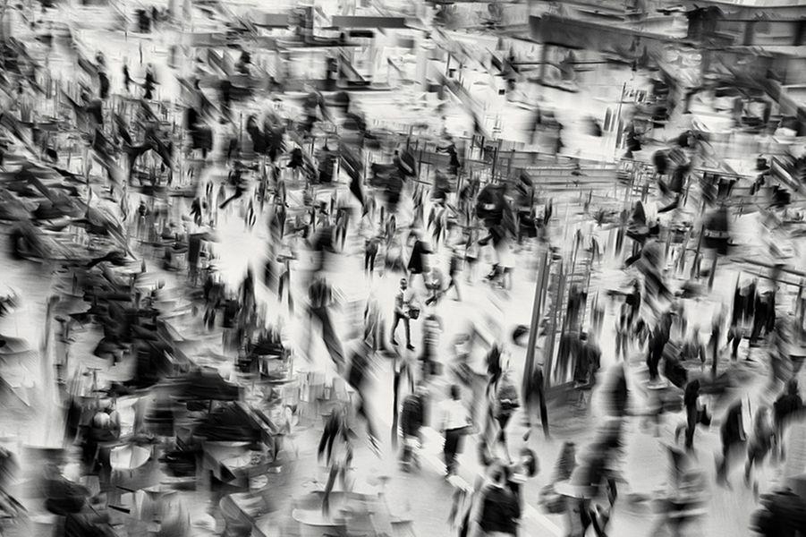 Animato #/ 2 – Collection Eurazéo, Paris ©Marc Kruger.Lauréat 2016 «Nouveaux Horizons»