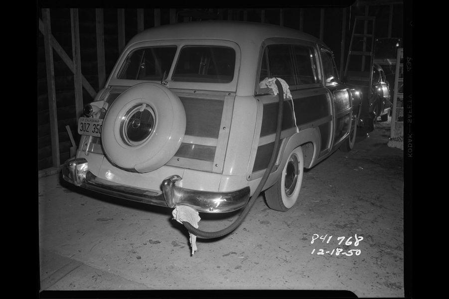 Dans les archives du LAPD