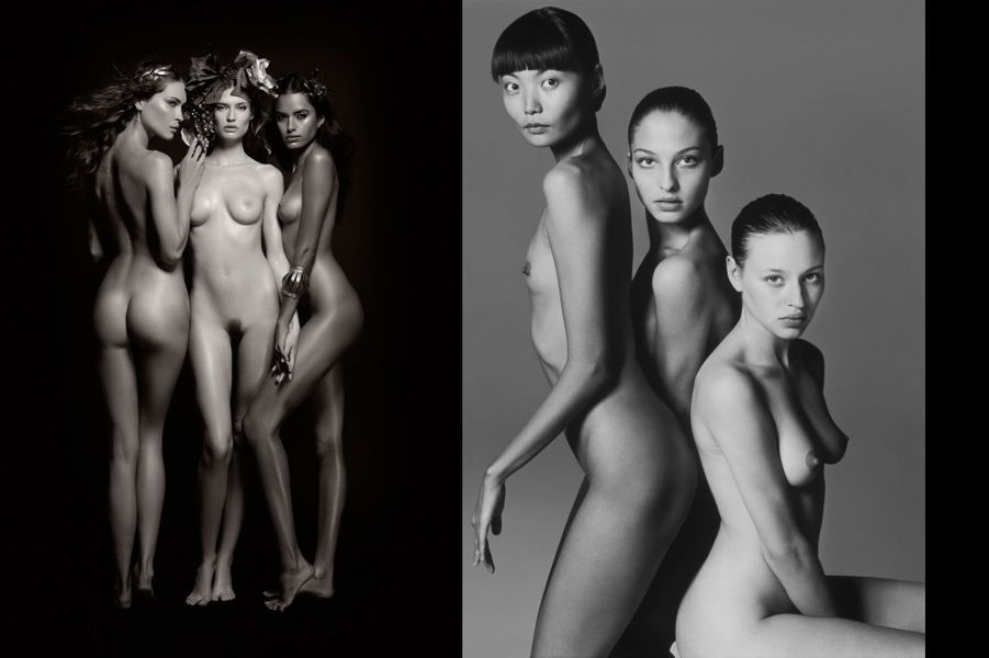 A l'occasion du 50e anniversaire du calendrier de la célèbre marque italienne Pirelli, Paris Match revient en images sur les plus beaux modèles qui ont posé pour les plus grands photographes de la planète. 50 ans, 39 photos et de nombreuses beautés passées devant l'objectif comme une célébration du corps féminin.
