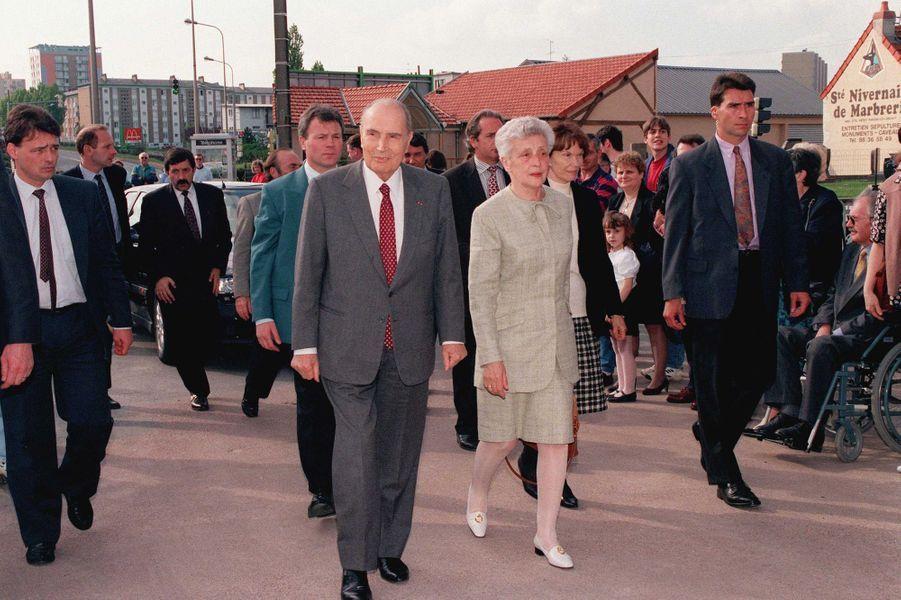 Anniversaire de la mort de Pierre Bérégovoy, en 1995