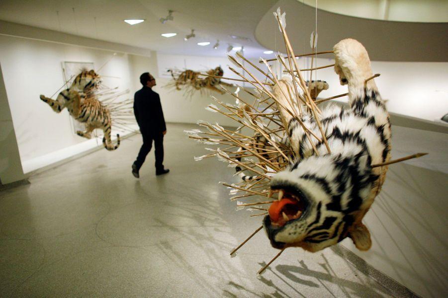 Une exposition rétrospective à New York en 2009