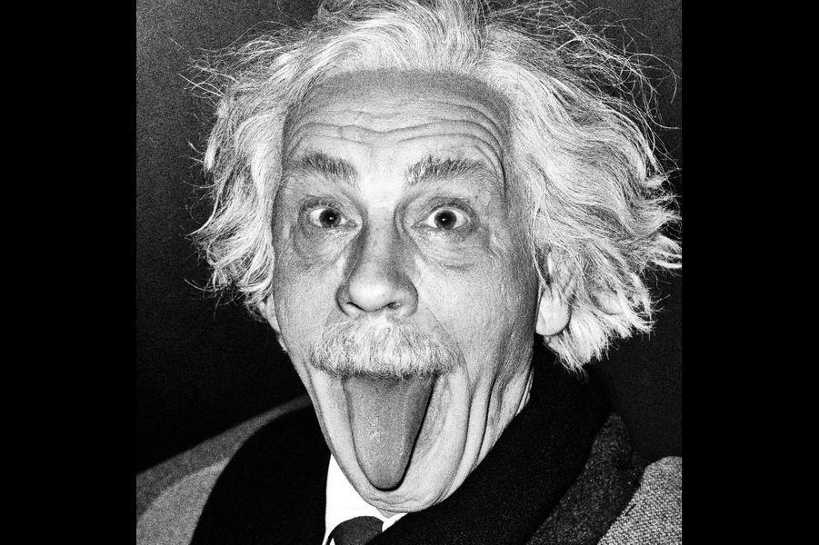 "D'après ""Albert Einstein"" par Arthur Sasse, 1951"