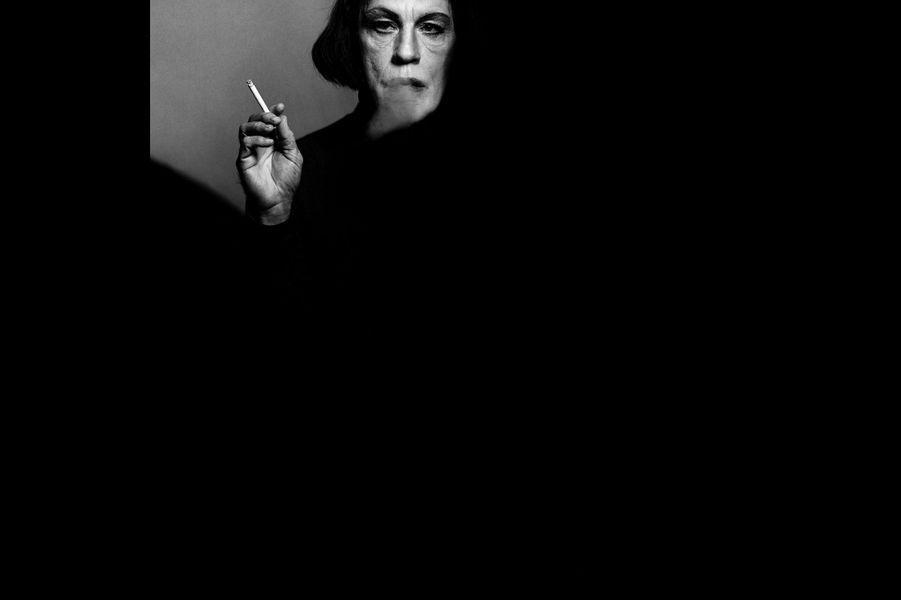 "D'après ""Bette Davis"" de Victor Skrebeneski, 1971"