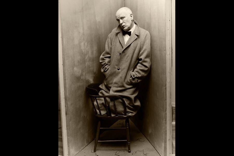 """D'après """"Truman Capote"""" d'Irving Penn, 1948"""