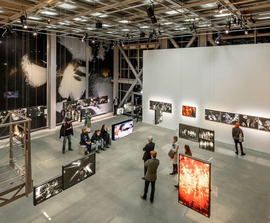 """Exposition """"Claudia Andujar. La lutte Yanomami"""" à la Fondation Cartier pour l'art contemporain"""