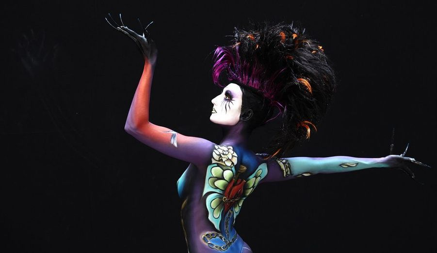 Du 2 au 8 juillet 2012 a eu lieu le plus gros Festival de Bodypainting au monde, à Pörtschach, en Autriche. Pour son quinzième anniversaire, le festival accueillait des artistes de plus de quarante pays pour mettre à l'honneur l'art corporel.