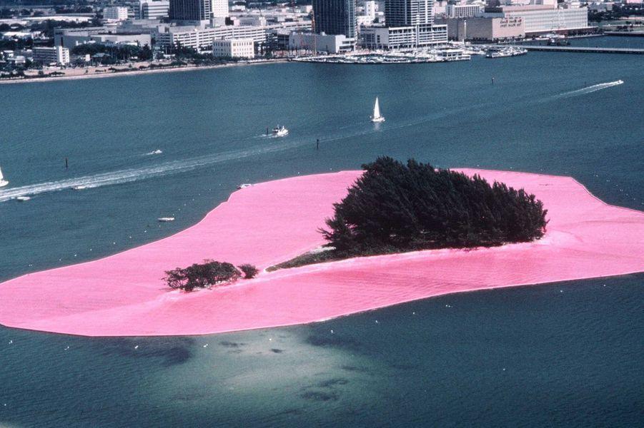 Une île en Floride en 1983.