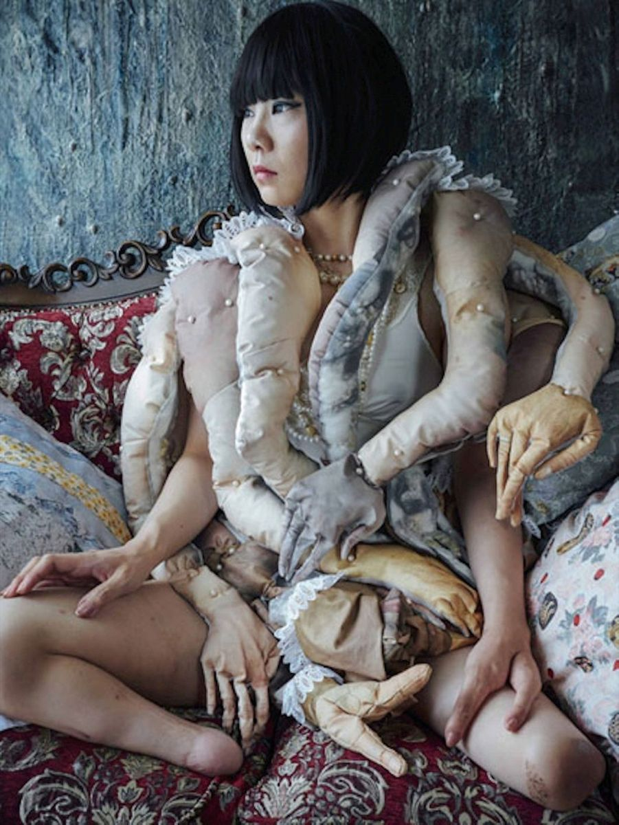 « Bystander #023 », de Mari Katayama, 2016. (Paris Photo)