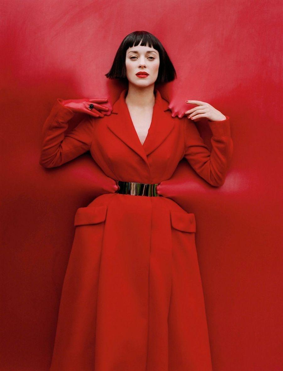 « Marion Cotillard, Dior Haute couture », de Tim Walker, 2012.(Salon de la photo)