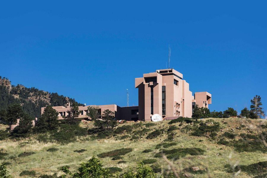 Le Centre national de recherches atmosphériques, dans le Colorado, est l'un des premiers projets marquants de Ieoh Ming Pei, inauguré en 1967.