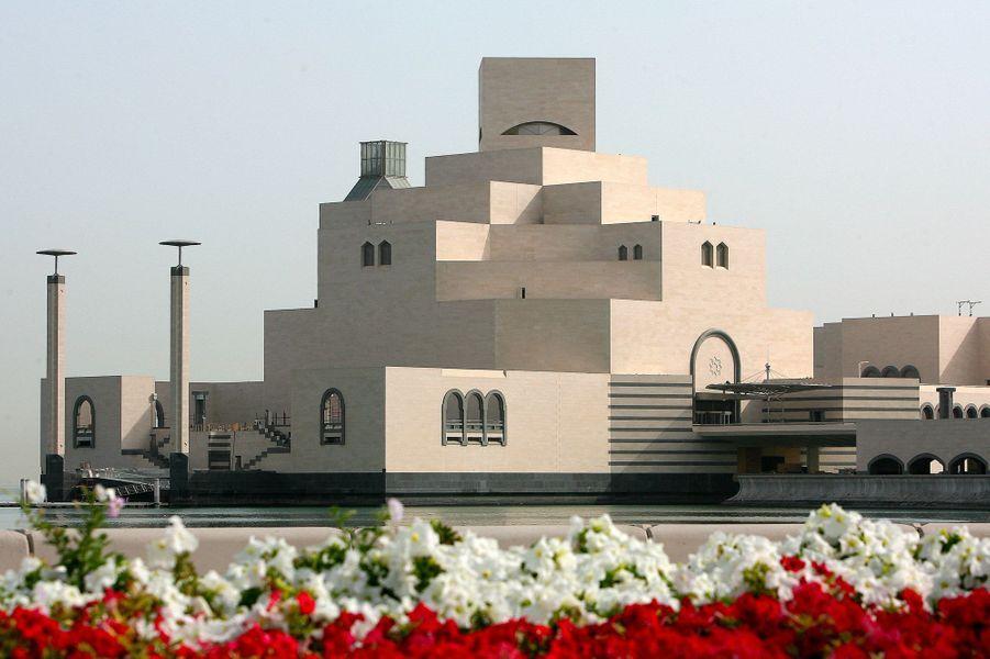 Le musée d'art islamique de Doha, au Qatar, a été inauguré en 2008.