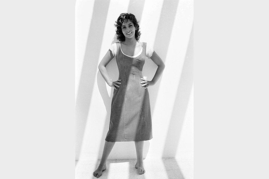 La Loi de Jules Dassin avec Gina Lollobrigida