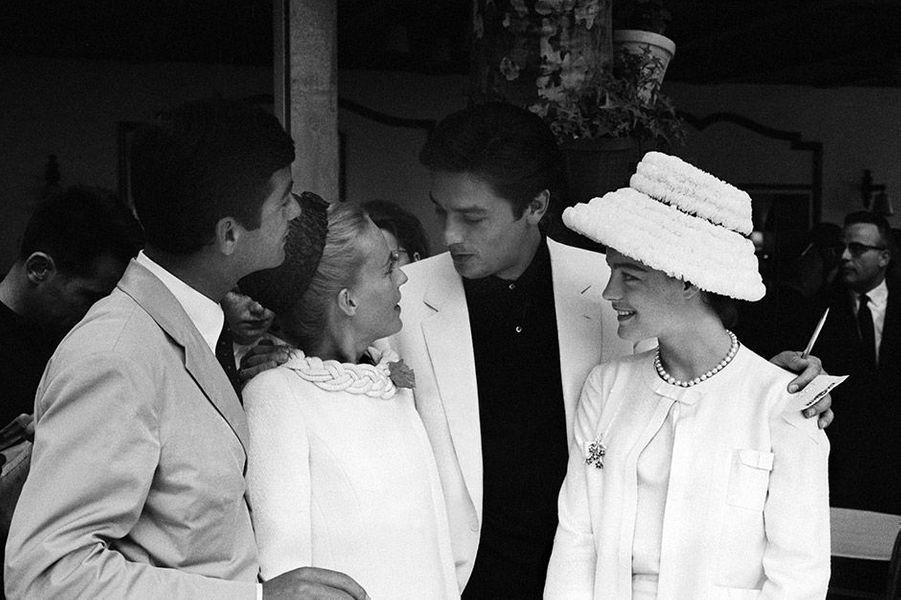 Le 15ème Festival de Cannes 1962