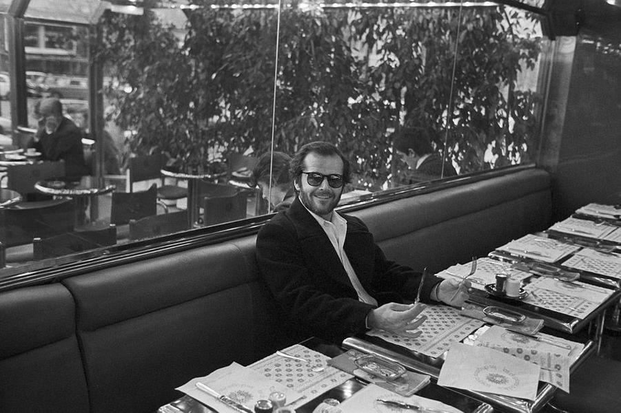 Rendez vous avec Jack Nicholson
