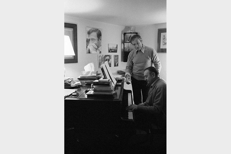 Rendez vous avec Yves Montand en 1979