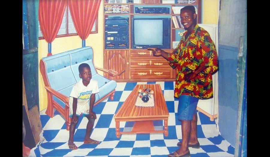 « No Place Like Home », de Philip Kwame Apagya, 1996.