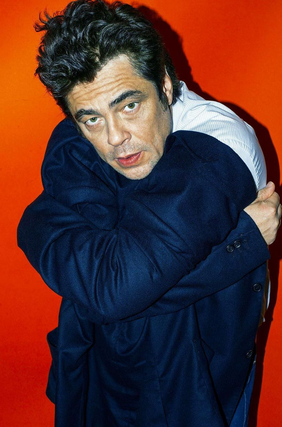 Benicio del Toro par Patrick Fouque