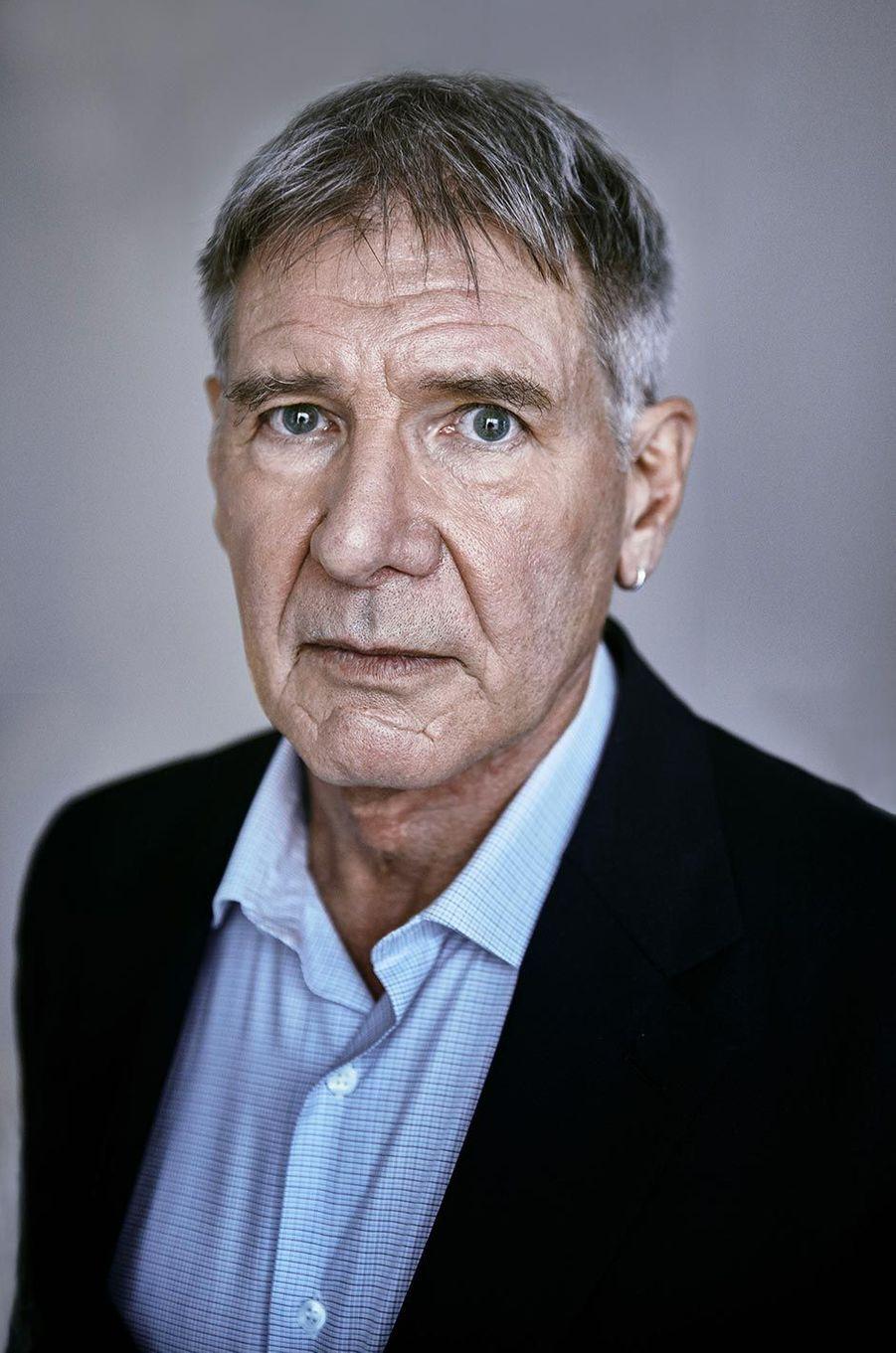 Harrison Ford par Patrick Fouque