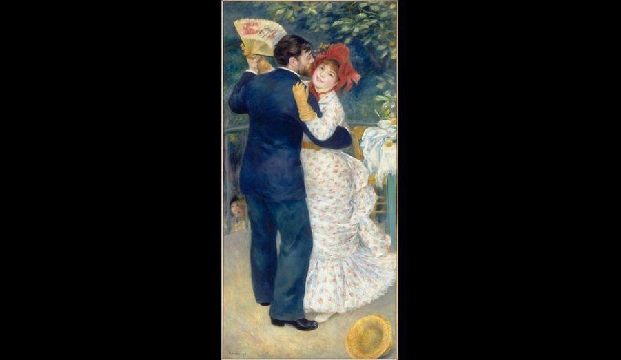 Huile sur toile, 180 x 90 cm, musée d'Orsay, Paris. Dans les tableaux du peintre, les femmes sont belles et courtisées