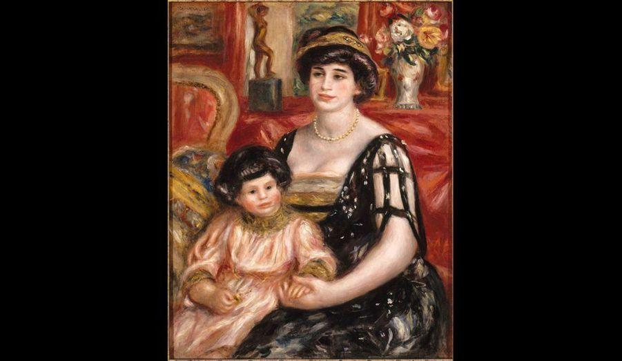 Huile sur toile, 92,5 x 73,3 cm, musée d'Orsay, Paris.