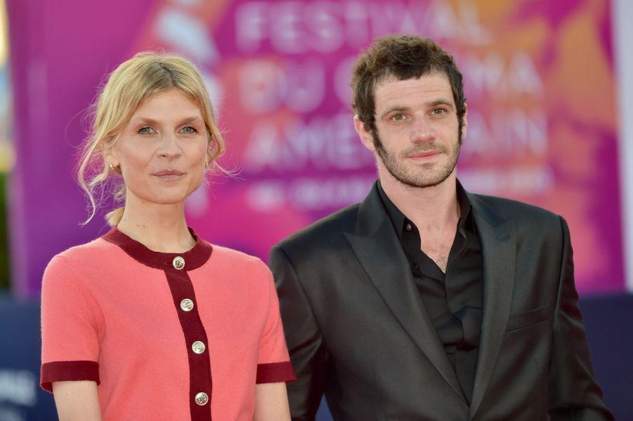 Clémence Poésy et Félix Moati