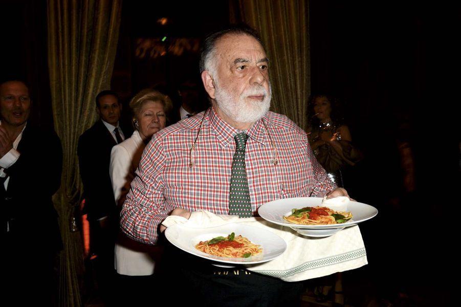 Francis Ford Coppola, président du jury