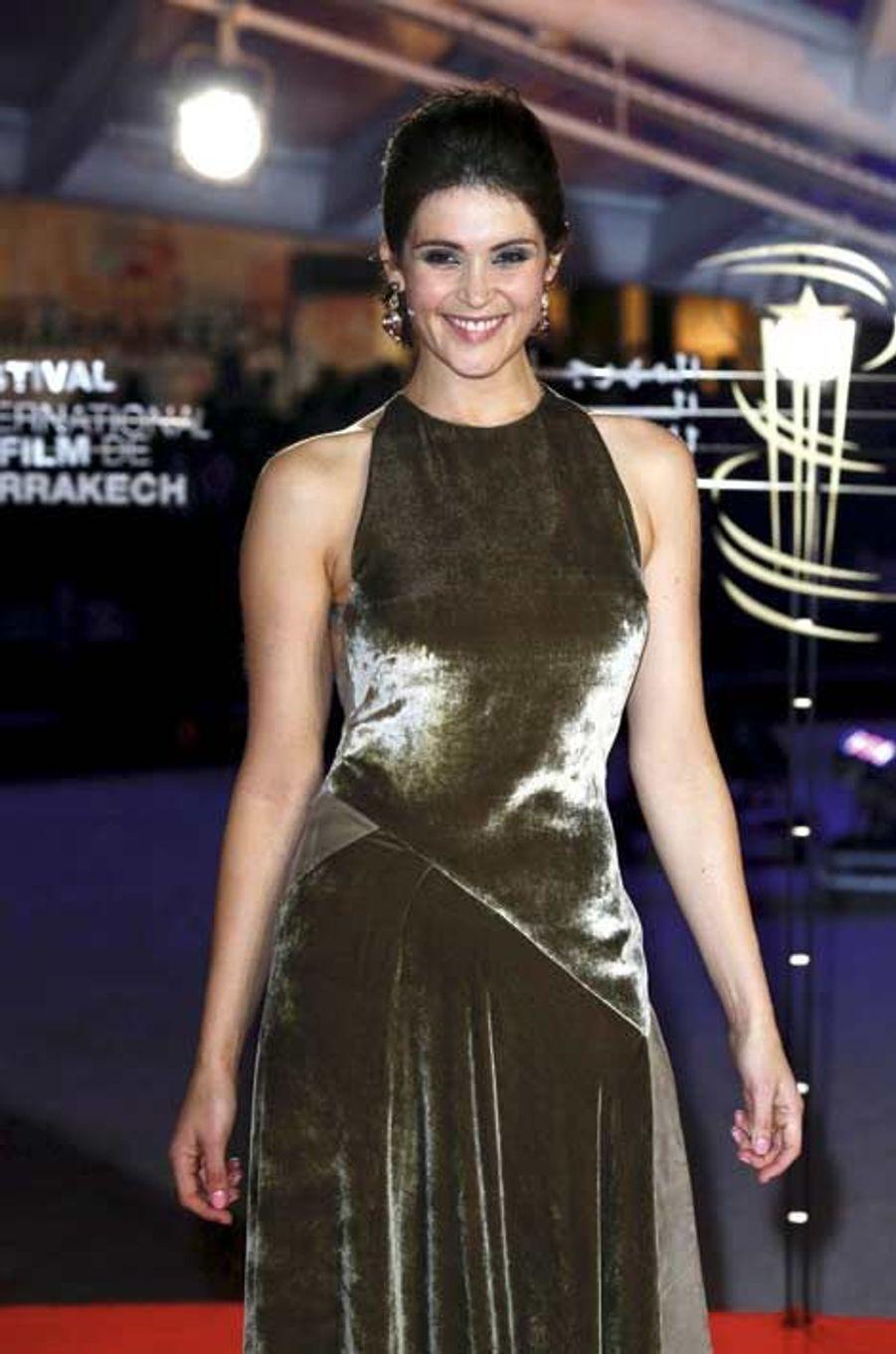 Gemma Arterton, James Bond girl 2008.